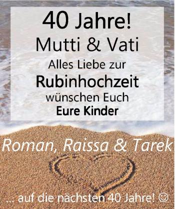 Hochzeitsanzeige von Heide Neubert von Nordwest-Zeitung